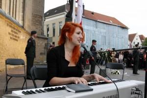 4 mei herdenking Grote Kerkhof